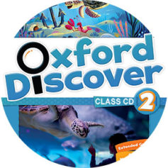 Oxford Discover 2 Class CD 3