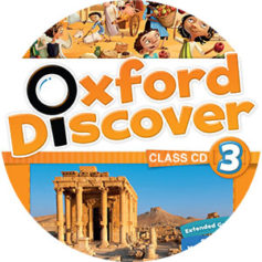 Oxford Discover 3 Class CD 3