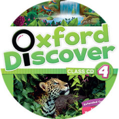 Oxford Discover 4 Class CD 3