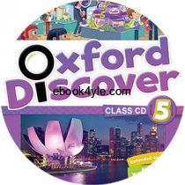 Oxford Discover 5 Class CD 1