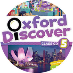 Oxford Discover 5 Class CD 4