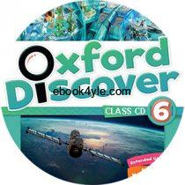 Oxford Discover 6 Class CD 1