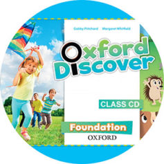 Oxford Discover Foundation Class CD 1