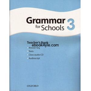 Oxford Grammar for Schools 3 Teacher's Book pdf ebook