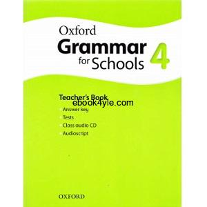 Oxford Grammar for Schools 4 Teacher's Book pdf ebook