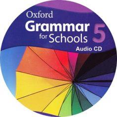 Oxford Grammar for Schools 5 Audio CD 3