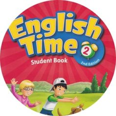 English Time 2 2nd Class Audio CD 1