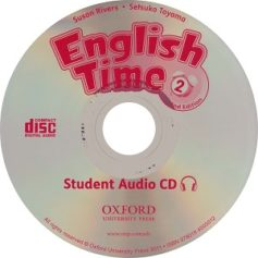 English Time 2 2nd Student Audio CD