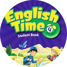 English Time 4 2nd Class Audio CD 2