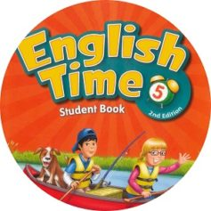 English Time 5 2nd Class Audio CD 2