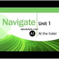 Navigate Beginner A1 Coursebook Video DVD