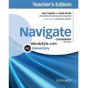 Navigate Elementary A2 Coursebook Teacher's Edition