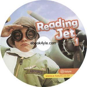 Reading Jet 1 Audio CD