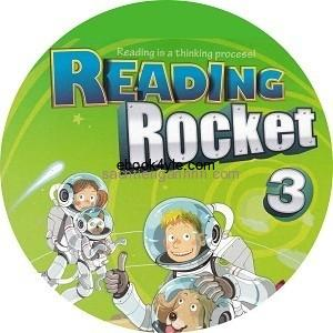 Reading Rocket 3 Audio CD