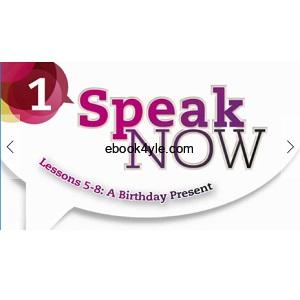 Speak Now 1 Unit 2 Lesson 5 – 8 Video