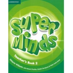 Super Minds 2 Teacher's Book