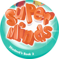 Super Minds 3 Audio CD 1