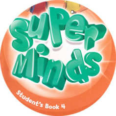 Super Minds 4 Audio CD 1