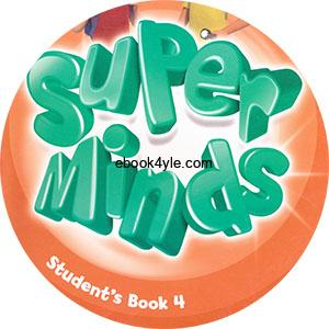 Super Minds 4 Audio CD 3