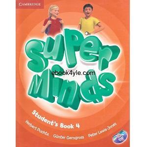 Super Minds 4 Student's Book