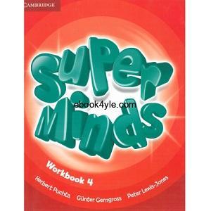 Super Minds 4 Workbook Pdf Ebook Online Download