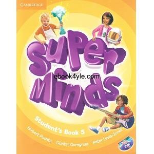 Super Minds 5 Student's Book