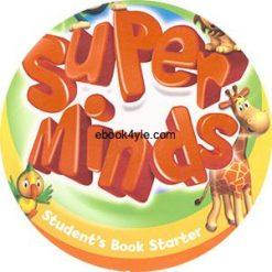 Super Minds Starter Audio CD 2