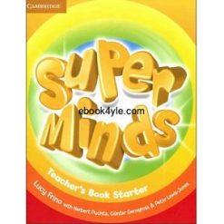 Super Minds Starter Teacher's Book
