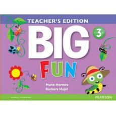 Big Fun 3 Teacher's Edition