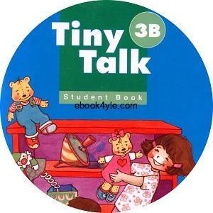 Tiny Talk 3B Class Audio CD