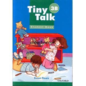 Tiny Talk 3B Student Book