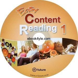 Easy Content Reading 1 Audio CD