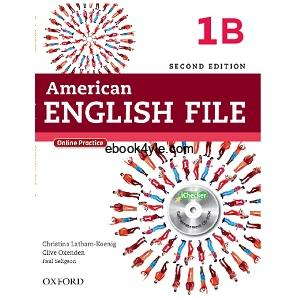 American English File 1B Student Book 2nd Edition