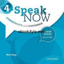 Speak Now 4 Class Audio CD 1