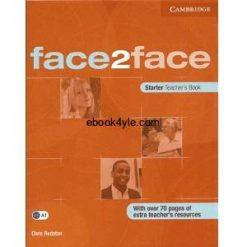 Face2Face Starter Workbook