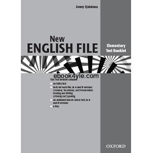 new english file intermediate test booklet pdf 2013