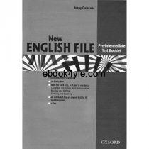 New English File Pre-Intermediate Test Booklet