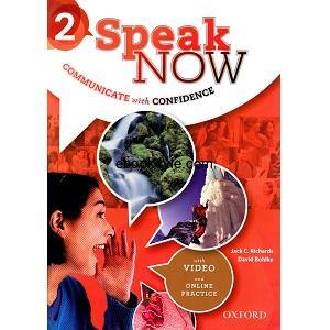Speak Now 2 Student's Book