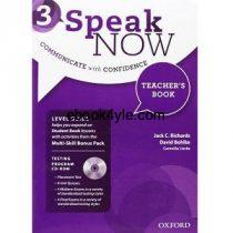 Speak Now 3 Teacher's Book