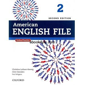American English File 2 Student Book 2nd Edition