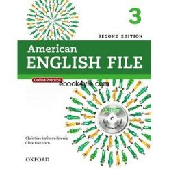 American English File 3 Student Book 2nd Edition