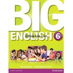Big English (American English) 6 Student Book