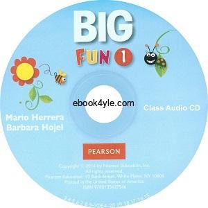 Big Fun 1 Class Audio CD