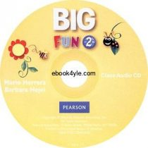 Big Fun 2 Class Audio CD A