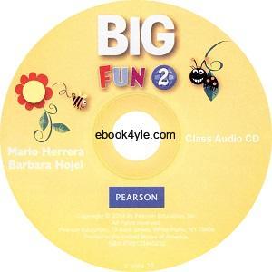 Big Fun 2 Class Audio CD