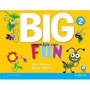 Big Fun 2 Student Book