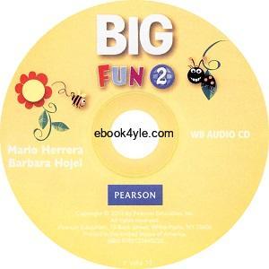 Big Fun 2 Workbook Audio CD