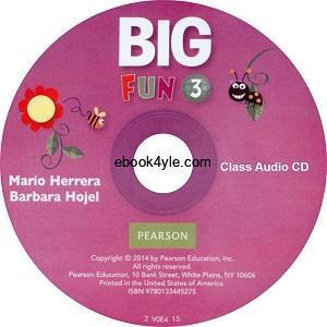 Big Fun 3 Class Audio CD
