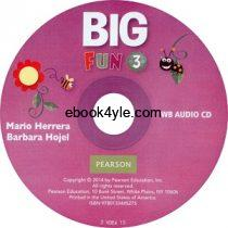 Big Fun 3 Workbook Audio CD