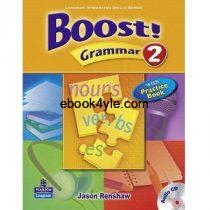 Boost! Grammar 2 Student Book and Practice Book